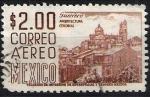 Stamps Mexico -  Guerrero, Arquitectura colonial.