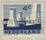 Stamps Netherlands -  industria