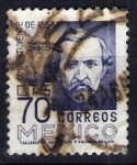 Sellos de America - México -  Francisco Zarco.