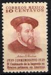 Stamps America - Mexico -  IV Centenario de la imprenta en Mexico, primera en América.