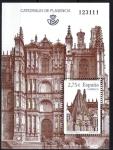 Stamps Europe - Spain -  Catedrales de Plasencia.
