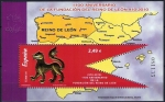 Sellos del Mundo : Europa : España : 1100 Aniversario de la fundación del Reino de León. 2010, 2,49 €.