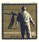Stamps Netherlands -  1940-1945