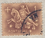 Stamps Europe - Portugal -  Caballero