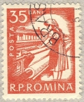 Stamps Romania -  oficios