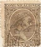 sellos de Europa - España -  COMUNICACIONES
