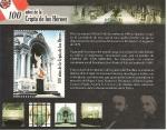 Sellos de America - Perú -  100 años de la Cripta de los Héroes