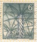 Stamps Spain -  Lonja (Valencia)