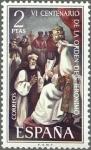 Sellos de Europa - España -  ESPAÑA 1973 2158 Sello Nuevo VI Centenario de la Orden de San Jerónimo Spain
