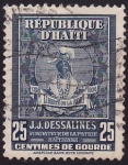 Stamps Haiti -  J.J.Dessalines
