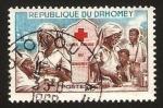 Sellos de Africa - Benin -  la cruz roja