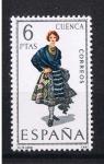 Sellos de Europa - España -  Edifil  1842  Trajes típicos españoles