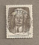 Stamps Czechoslovakia -  Leos Janacek, músico