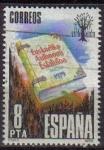 Sellos de Europa - España -  ESPAÑA 1979 2547 Sello Proclamación del Estatuto de Autonomia del Pais Vasco. Estatuto de Guernica U