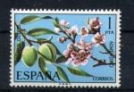 Stamps Spain -  almendro