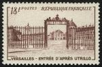 Sellos de Europa - Francia -  FRANCIA - Palacio y parque de Versalles