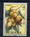 Stamps Spain -  castaña sativa