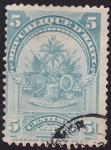 Stamps Haiti -  Escudo de Armas