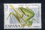 Stamps Spain -  ranita de s. antonio