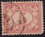 Stamps America - Netherlands Antilles -  Curacao