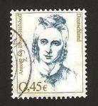 Sellos de Europa - Alemania -  2123 - Annete von Droste Hulshoff, poetisa