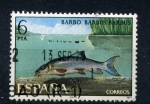 Stamps Spain -  barbo