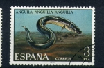 Stamps Spain -  anguila