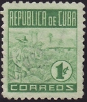 Stamps Cuba -