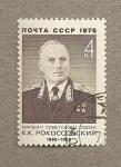 Sellos de Europa - Rusia -  Mariscal Voroshilov