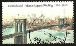 Stamps Germany -  2367 - Puente de Brooklyn
