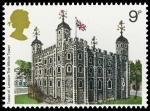 Sellos de Europa - Reino Unido -  REINO UNIDO: Torre de Londres