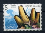 Stamps of the world : Spain :  Esponja de mar