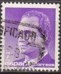 Sellos de Europa - España -  ESPAÑA 1985 2796 Sello Serie Basica Rey D. Juan Carlos I Efigie 7 pts Usado Michel2688