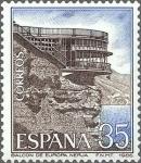 Sellos del Mundo : Europa : España :  ESPAÑA 1986 2837 Sello Nuevo Paisajes y Monumentos Balcon de Europa Nerja (Malaga)