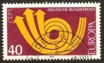 Stamps Germany -  619 - Europa Cept