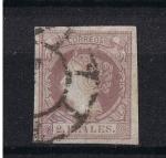 Stamps Europe - Spain -  Edifil  56  Reinado de Isabel II