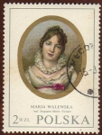 Stamps Europe - Poland -  MARIA WALEWSKA