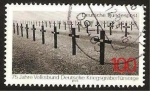 Stamps Germany -  cementerio militar
