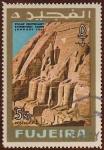Sellos del Mundo : Asia : Emiratos_Árabes_Unidos : STAMP CENTENARY EXHIBITION CAIRO