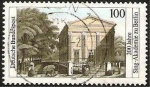 Stamps Germany -  1352 - II Centº de la academia de canto de Berlín