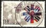 Stamps Germany -  centº de Cáritas