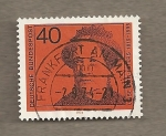Stamps Germany -  Louise Otto Peters