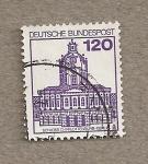 Sellos de Europa - Alemania -  Castillo Charlottenburg