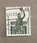Stamps Germany -  Monumento Munich