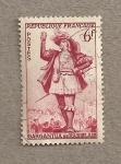 Stamps France -  Gargantúa