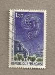 Sellos de Europa - Francia -  Observatorio de la Alta Provenza