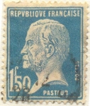 Stamps Europe - France -  Pasteur