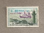 Stamps France -  Boulogne sur mer
