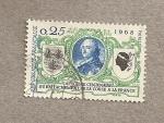 Stamps France -  2º Centenario de la unón de Córcega a Francia