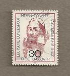 Sellos de Europa - Alemania -  J. A. Comenius
